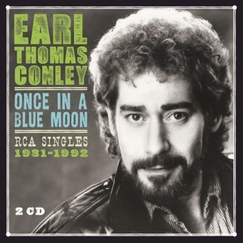 Earl Thomas Conley Rca Singles 1981 92 Import Eu 2 CD