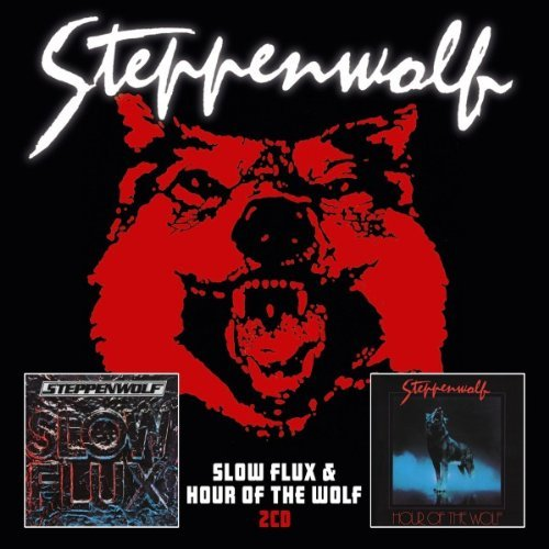 Steppenwolf Slow Flux Hour Of The Wolf Import Gbr