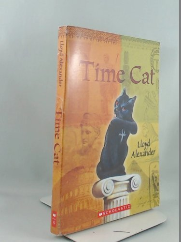 Lloyd Alexander Time Cat