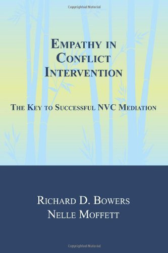 Richard D. Bowers Empathy In Conflict Intervention The Key To Successful Nvc Mediation