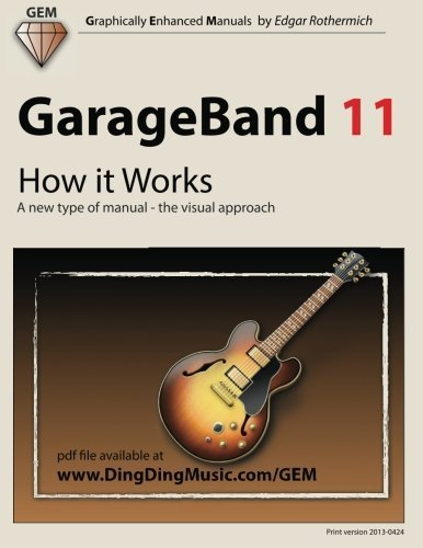 Edgar Rothermich Garageband 11 How It Works A New Type Of Manual The Visual Approach