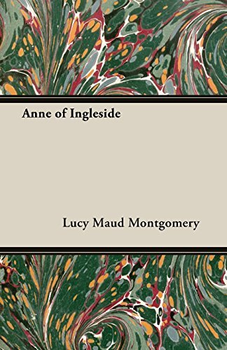 Lucy Maud Montgomery Anne Of Ingleside