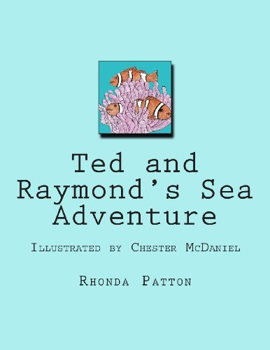 Rhonda Patton Ted And Raymond's Sea Adventure