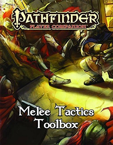Paizo Staff Pathfinder Player Companion Melee Tactics Toolbox
