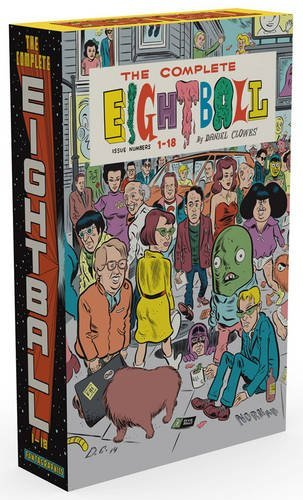 Daniel Clowes The Complete Eightball 1 18