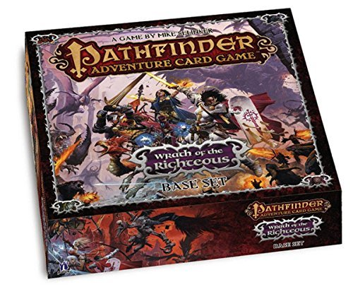 Mike Selinker Pathfinder Adventure Card Game Wrath Of The Righteous Base Set