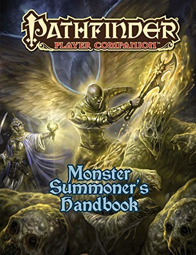 Alexander Augunas Pathfinder Player Companion Monster Summoner's Handbook