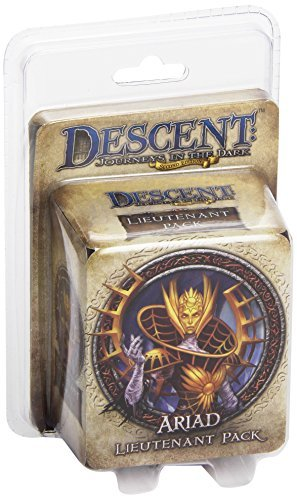 Descent 2nd Edition Ariad Lieutenant Pack