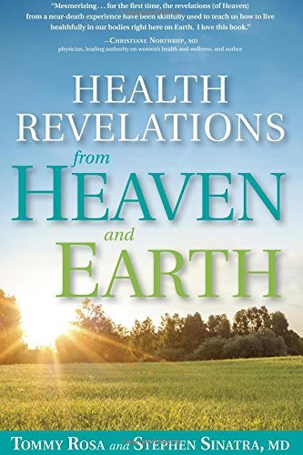 Tommy Rosa Health Revelations From Heaven 8 Divine Teachings From A Near Death Experience