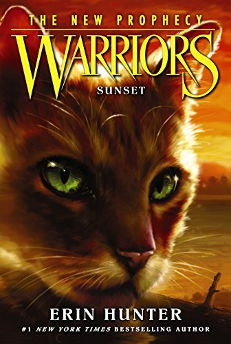 Erin Hunter Warriors The New Prophecy #6 Sunset