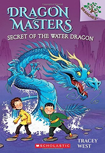 Tracey West Dragon Masters Secret Of The Water Dragon