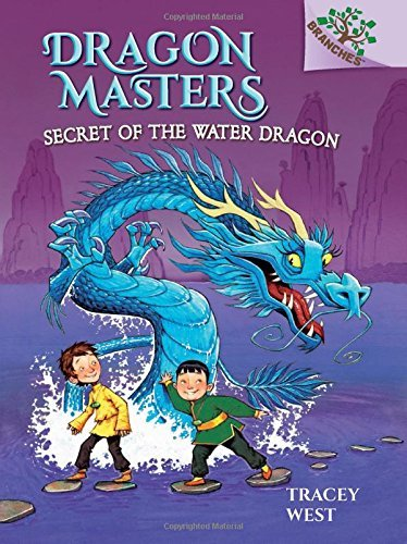 Tracey West Secret Of The Water Dragon A Branches Book (dragon Masters #3)
