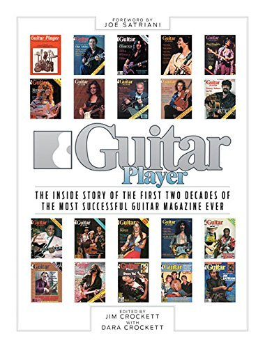 Jim Crockett Guitar Player The Inside Story Of The First Two Decades Of The
