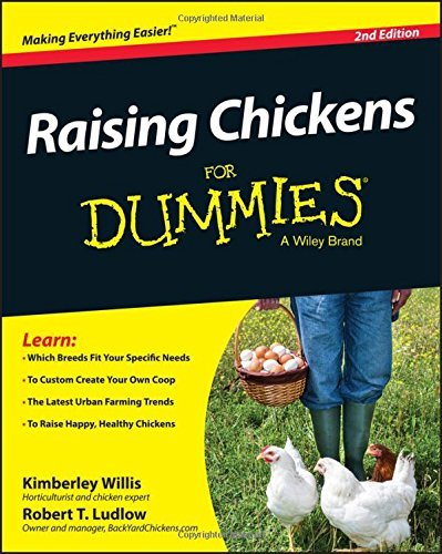 Kimberly Willis Raising Chickens For Dummies 0002 Edition;
