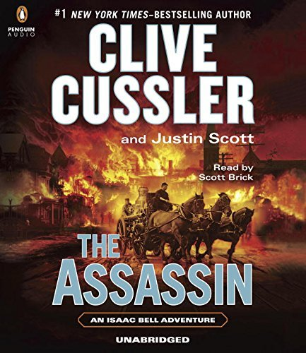 Clive Cussler The Assassin