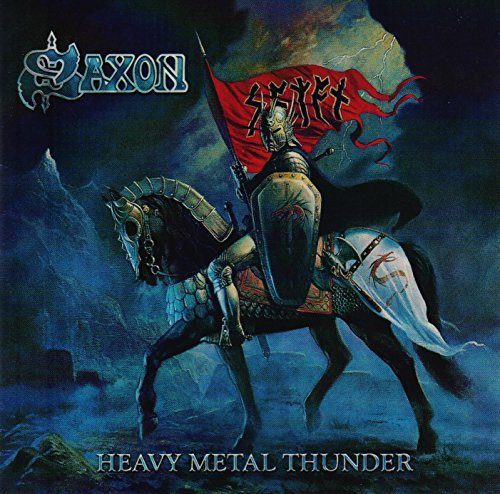 Saxon Heavy Metal Thunder 2 CD