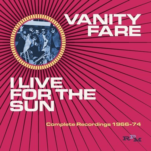 Vanity Fare I Live For The Sun Complete R Import Gbr 2 CD