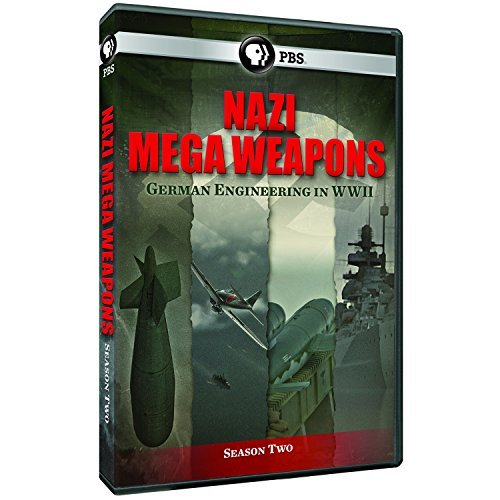 Nazi Megaweapons Season 2 DVD