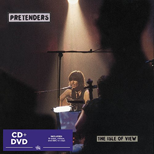 Pretenders Isle Of View Import Gbr Incl. DVD