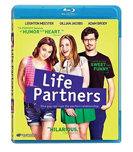 Life Partners Meester Jacobs Blu Ray R