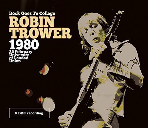 Robin Trower Rock Goes To College Import Eu Incl. DVD