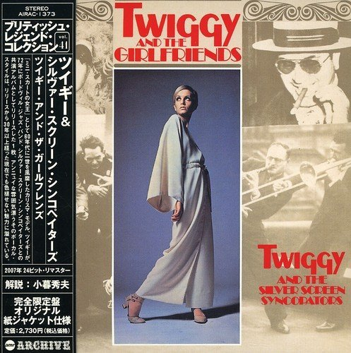Twiggy And The Girlfriends (mini Lp S Import Jpn Lmtd Ed. Paper Sleeve