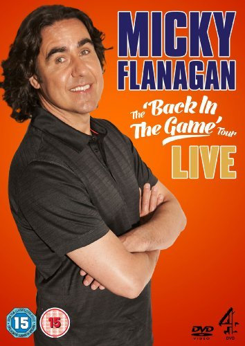 Back In The Game Live Flanagan Micky Import Gbr