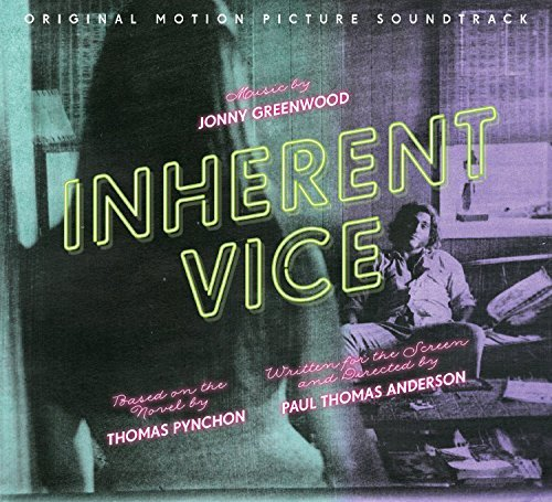 Inherent Vice Soundtrack Music By Jonny Greenwood Lp
