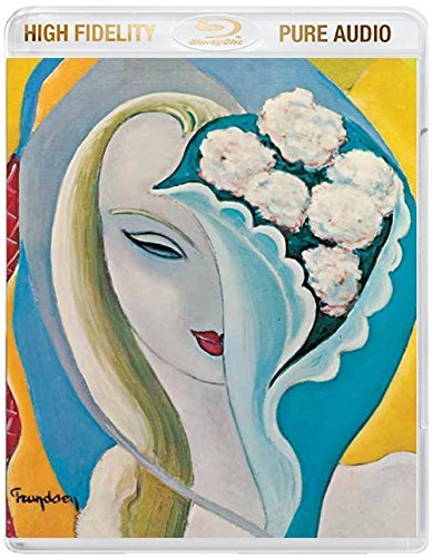 Derek & The Dominos Layla & Other Assorted Love So Blu Ray Audio