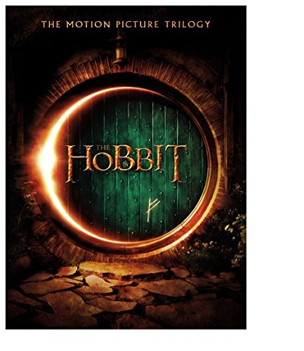 Hobbit Trilogy DVD Pg13