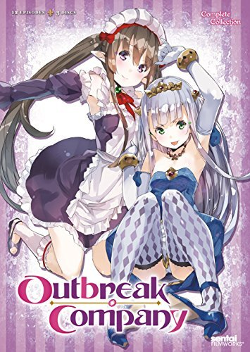 Outbreak Company Complete Collection DVD