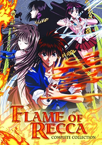 Flame Of Recca Complete Tv Ser Flame Of Recca Complete Tv Ser