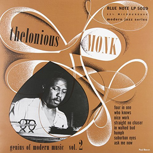 Thelonious Monk Genius Of Modern Music Vol. 2