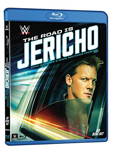 Wwe Road Is Jericho Epic Stories & Rare Matches From Y2j Blu Ray