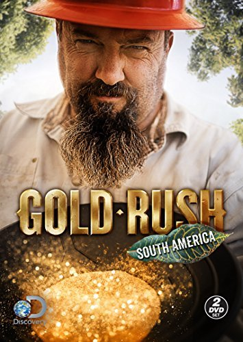 Gold Rush South America DVD