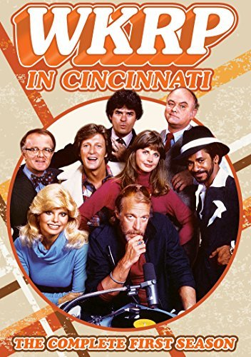 Wkrp In Cincinnat Season 1 DVD
