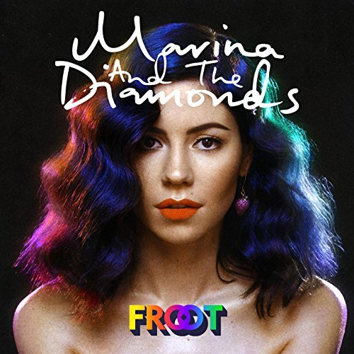 Marina And The Diamonds Froot Froot (vinyl W Bonus Cd)