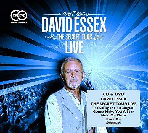 David Essex Secret Tour Live Incl. DVD