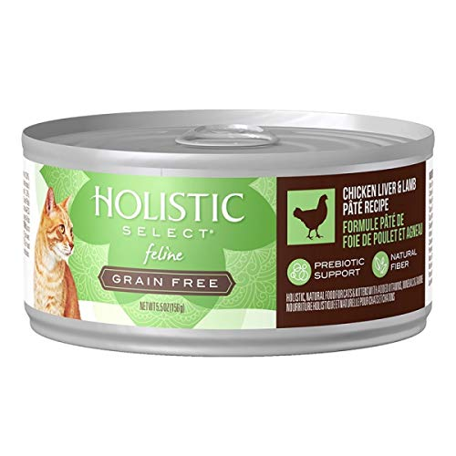 Holistic Cat Grain Free Chicken & Lamb 5.5oz