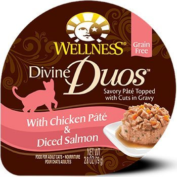 Wellness Duos Chicken & Salmon 2.8oz