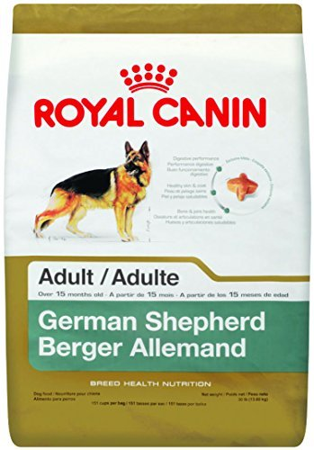 Spor Royal Canin Ger Shep 30lb Royal Canin German Shepherd 24 30lb Bag Spor Royal Canin Ger Shep 3olb