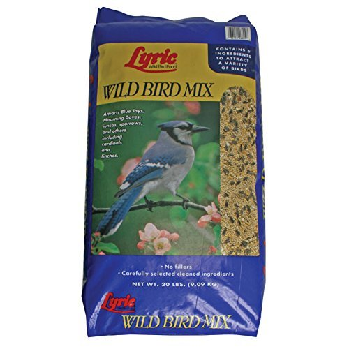 Lyric Wild Bird 20lb Wild Bird Seed Mix