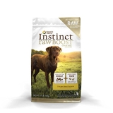 Nature's Variety Instinct Raw Boost Grain Free Chicken Meal Formula Dry Dog Food 4.1 Pound