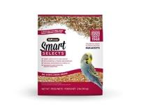 Smart Selects Parakeets 2# 12 Smart Selects Premium Daily Nutrition For Birds 2 Pound Ea