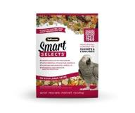 Smart Selects Parrots 4# 12 Smart Selects Premium Daily Nutrition For Birds 4 Pound Ea