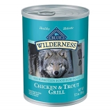 Blue Buffalo Wilderness Trout & Chicken Grill 12.5oz