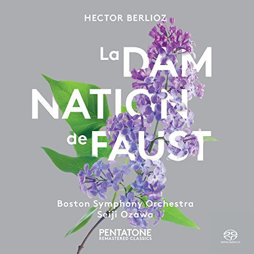 Berlioz Boston Symphony Orch Damnation De Faust