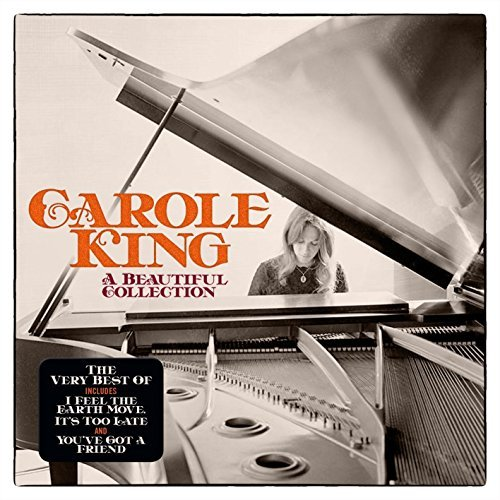 Carole King Beautiful Collection Import Can