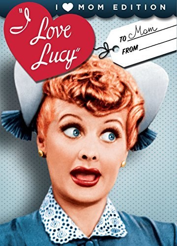 I Love Lucy I Heart Mom Edition DVD