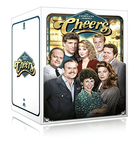 Cheers The Complete Series DVD